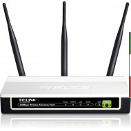 ACCESS POINT  WA901ND TP-LINK WI-FI n300Mbps - WDS Wi-Fi Bridge
