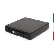 PC  HP ELITEDESK  705 G2 USATO  PRIMA SCELTA GRADE A - AMD QUAD CORE A8-8600B  - SVGA RADEON R6 - 8GB RAM  - HDD 500GB 7,2G - US