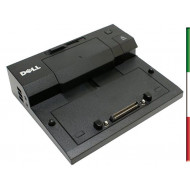 DOCKING STATION Dell Pro3x USB 3.0,130-Watt COMPATIBILE X I MODELLI :E4200, E4300, E4310, E5250, E5400, E5410, E5420, E5430, E54
