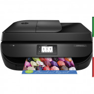 Multifunzione HP MFC INK OFFICEJET 4657 V6D29B BLACK 4IN1 A4 6/9PPM USB-WIFI F/R 64MB 1Y