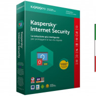 KASPERSKY INTERNET SECURITY 2018 -- 3 DISPOSITIVI (KL1941T5CFS-8SLIM)