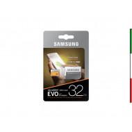 SD Memory Card MICRO 32Gbyte SAMSUNG  CL10 MOD MB-MP32GA