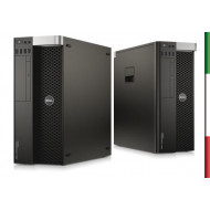 WORKSTATION Z420 HP RICONDIZIONATA XEON SIX CORE E5-1650 - RAM 16GB - SVGA QUADRO K5000 4GB - SSD 250GB SAMSUNG 750 EVO