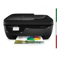 STAMPANTE HP MFC INK OFFICEJET 3831 K7V45B 4IN1 BLACK A4 16/20PPM 512MB USB/WIFI LCD2.2 1200X1200DPI 45X36.4X22.44 1Y
