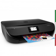 MULTIFUNZIONE HP INK ENVY 4527 J6U61B 3IN1 BLACK A4 20/16/9PPM 64MB F/R WIFI USB LCD2.2 EPRINT