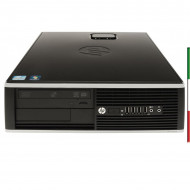 PC  HP ELITE 8300 USATO  PRIMA SCELTA GRADE A - INTEL  I7-3770 - HD4000 INTEL - 8GB RAM - HD 500GB 7,2G - USB3,0 - DVDRW - Windo