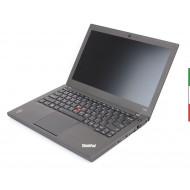"NOTEBOOK USATO LENOVO X240 "" PRIMA SCELTA GRADE A"" - INTEL I5-4300u  - RAM 8G - SSD 250GB -  SVGA INTEL HD4400 - USB 3.0-   DIS"