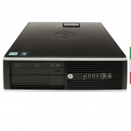 PC  HP ELITE 8300- INTEL I7-3770 - HD4000 INTEL - 8GB RAM - SSD 240GB - USB3,0 - DVD - Windows 10 PRO - USATO - 12 MESI GARANZI