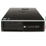 "PC  HP ELITE 8300 USATO "" PRIMA SCELTA GRADE A"" - INTEL  I7-3770 - HD4000 INTEL - 8GB RAM - SSD 250GB - USB3,0 - DVD - Windows"