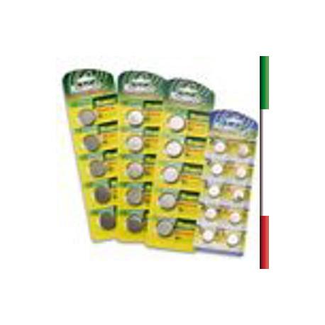 Batteria LITIO CR2032 KONNOC 1pz.Button Cell  3volt