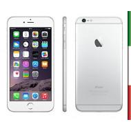 """IPHONE 6 SILVER 128GB """" PRIMA SCELTA GRADE A"""" 12 MESI DI GARANZIA MG4A2QL/A"""