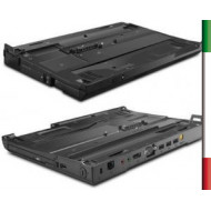 Docking Station Lenovo ThinkPad X200 ULTRABASE compatibile con: ThinkPad X200, X200s, X200t, X200,X201, X201i, X201s, X201t, X2