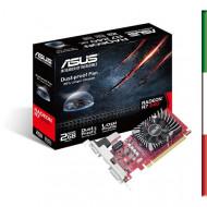 SVGA ASUS R7240-2GD5-L AMD R7 240 2GD5 128BIT PCIE3.0 DVI-D HDMI HDCP 1920X1200 ATTIVA OPENGL4.3 LOW PROFILE 90YV0BG1-M0NA00