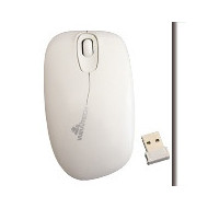 MOUSE OPTICAL MSW-1004 WIRLESS WIMITECH NERO/BIANCO