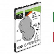 "HDD NOTEBOOK SATA3 2.5"" 2TB SEAGATE FIRECUDA SSHD HYBRID 6GB/S SATA 7MM ST2000LX001"