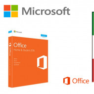 OFFICE 2016 - HOME AND STUDENT - 32BIT/X64 P2 MEDIALESS