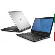 NOTEBOOK USATO DELL E7240  - DISPLAY 12.5''  HD  - INTEL  I5-4300U - RAM 4GB  -  SSD 128GB  -WEBCAM  - SVGA INTEL HD4400 - WIND