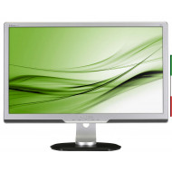 "Monitor LED 24"" PHILIPS 241P3LES USATO "" PRIMA SCELTA GRADE A"" - FULL HD - PIVOT - 5MS - VGA - DVI - 1920*1080- Sistema W-LED"