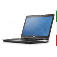 "NOTEBOOK USATO DELL LATITUDE E6440 "" PRIMA SCELTA GRADE A e KIT TASTIERA ITALIANO""  - DISPLAY 14 HD+  - INTEL I5-4300M - RAM 8G"