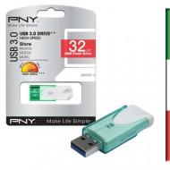 PEN DRIVE USB3.0 32GB PNY MOD FD32GATT430-EF