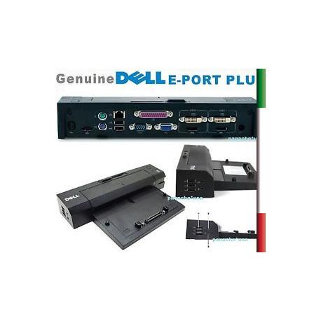 DOCKING STATION Dell Pro2x 130-W( no alimentatore ) COMPATIBILE X I MODELLI :E4200, E4300, E4310, E5250, E5400, E5410, E5420, E