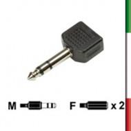 ADATTATORE accendisigari a  USB 2.1AMINI - 2100mA