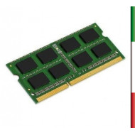 MEMORIA NOTEBOOK SODIMM 8GB PC3L-12800 LOW VOLTAGE MIX BRAND RICONDIZIONATA GRADE A