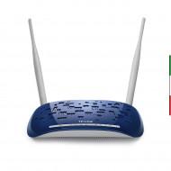 ROUTER ADSL2+ W8960N TP-LINK WIFIADAP. SWITCH 4x10/100  300Mbt