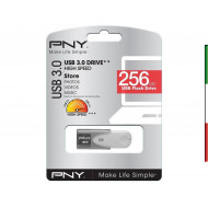 PEN DRIVE USB3.0 256GB PNY MOD FD256ATT430-EF