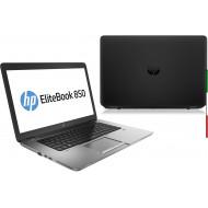 "NOTEBOOK USATO HP ELITEBOOK 850 G1 "" PRIMA SCELTA GRADE A  e KIT TASTIERA ITALIANO""  - DISPLAY 15,6  HD - INTEL I7-4600 - RAM 8"