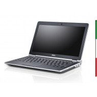 """NOTEBOOK USATO DELL LATITUDE E6430 """" PRIMA SCELTA GRADE A""""   DISPLAY 14'' 1600X900 - INTEL QUAD I7-3720QM - RAM 8GB - SSD250GB"""