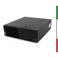"""PC  LENOVO M83 SFF USATO """" PRIMA SCELTA GRADE A"""" - CPU INTEL  QUAD I5-4440 - SVGA HD4600 INTEL - 8GB RAM - SSD 250GB - USB 3,0"""