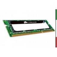 MEMORIA CORSAIR DDR3 4GB 1333 NOTEB