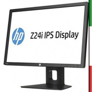 "Monitor LED 24"" HP Z24i USATO "" PRIMA SCELTA GRADE A"" - FULL HD - LED -PIVOT - 16:10 -8MS - VGA - DVI - DISPLAY PORT -1920*1200"