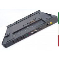 Docking Station Lenovo ThinkPad ULTRABASE SERIES 3( no alimentatore ) compatibile con:ThinkPad X220, X220t, X220 Tablet, X230,