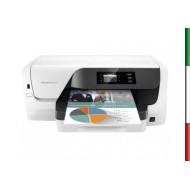 STAMPANTE HP INK OFFICEJET PRO 8218 J3P68A WHITE A4 16-20-34PPM 256MB 600DPI F/R WIFI-LAN-USB LCD EPRINT