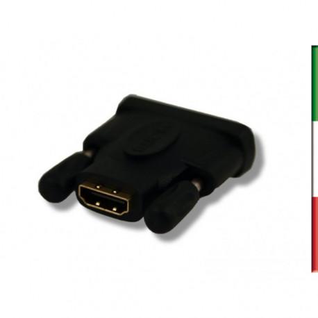 ADATTATORE da DVI digitale a HDMI