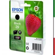 CARTUCCIA EPSON 29 FRAGOLA C13T29814020 NERO X XP-235/XP-332/XP-335/XP-432