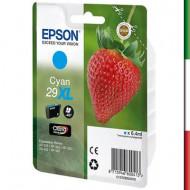 CARTUCCIA EPSON 29XL FRAGOLA C13T29924010 CIANO X XP-235/XP-332/XP-335/XP-432