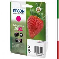 CARTUCCIA EPSON 29XL FRAGOLA C13T29934010 MAGENTA X XP-235/XP-332/XP-335/XP-432
