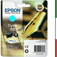 Cartuccia EPSON CIANO 16 PENNA