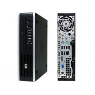 "PC  HP ELITE 8300 SLIM USTD USATO "" PRIMA SCELTA GRADE A"" - INTEL  QUAD CORE I5-3470S - HD2500 INTEL - 4GB RAM - HD 320GB 7,2G"