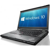 "NOTEBOOK USATO LENOVO T430 "" PRIMA SCELTA GRADE A e KIT TASTIERA ITALIANO""  DISPLAY 14 '' HD  - INTEL I5-3220M - RAM 8GB - WIND"
