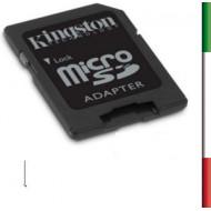 ADATTATORE da MicroSD a SD