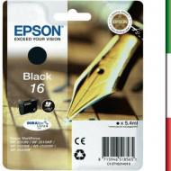 Cartuccia EPSON NERO 16 PENNA