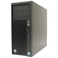 WORKSTATION HP Z230 TOWER HP RICONDIZIONATA INTEL QUAD CORE XEON E3-1245 V3 - RAM 8GB - SVGA INTEL P4600 -  HDD 300GB 10K - Win