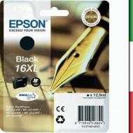 Cartuccia EPSON NERO 16XL PENNA