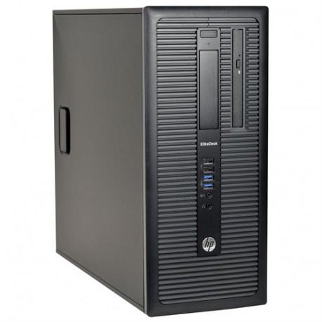 PC HP ELITEDESK 800 G1 GAMING  RICONDIZIONATO INTEL QUAD CORE  I7-4770 - SVGA NVIDIA GTX 1050 2GB NEW - 8GB RAM - SSD 240GB  -