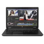 NOTEBOOK USATO HP ZBOOK 17 - INTEL QUAD CORE I7-4700MQ - RAM 24GB- SSD 512GB MSATA + HDD 500GB 7,2G   - SVGA QUADRO K3100M 4GB