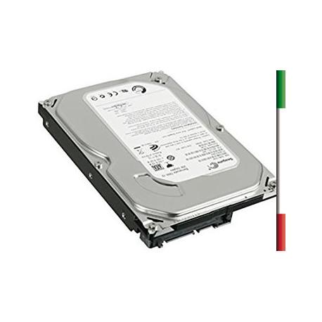 HARD DISK SATA3 3,5'' 500GB TOSHIBA/SEAGATE 7200rpm REFURBESHED